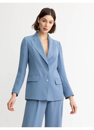 BGN Boyfrıend Ceket Mavi